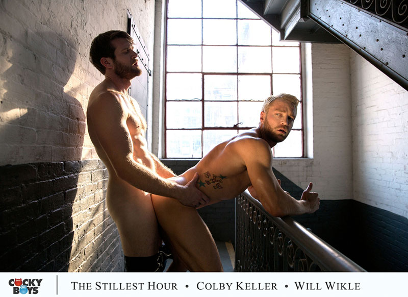 The Stillest Hour: Colby Keller and Will Wikle 1