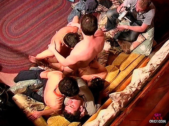 The Frat Boys Know How To Have Fun! 2