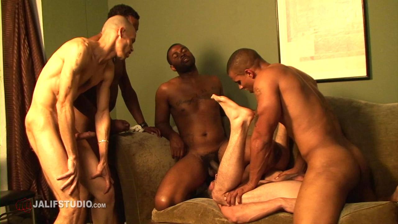 JD Daniels, Mr Black, Mark Galftone, Robert & Farius 3