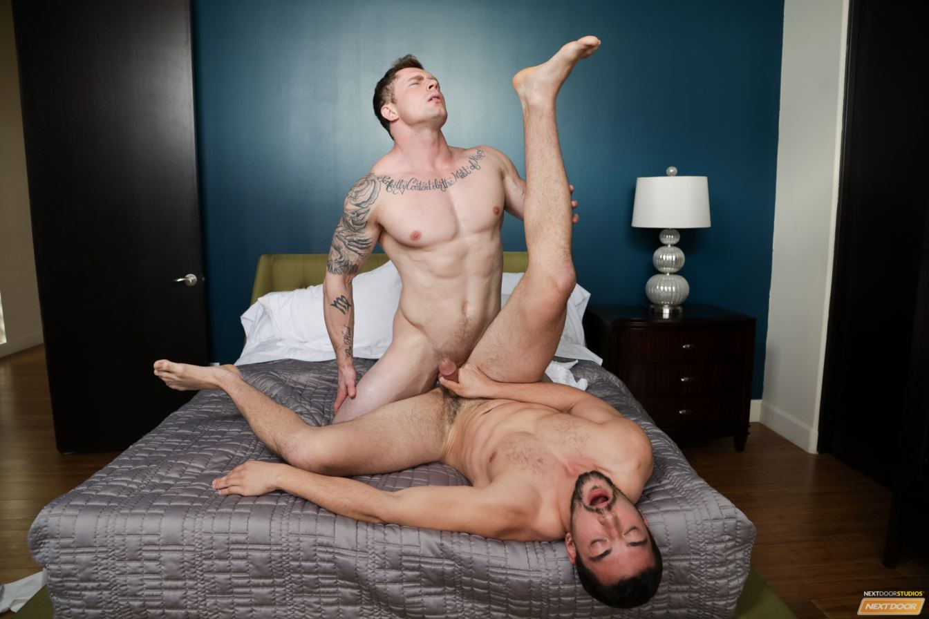Gay Together: Markie More and Chase Klein 5