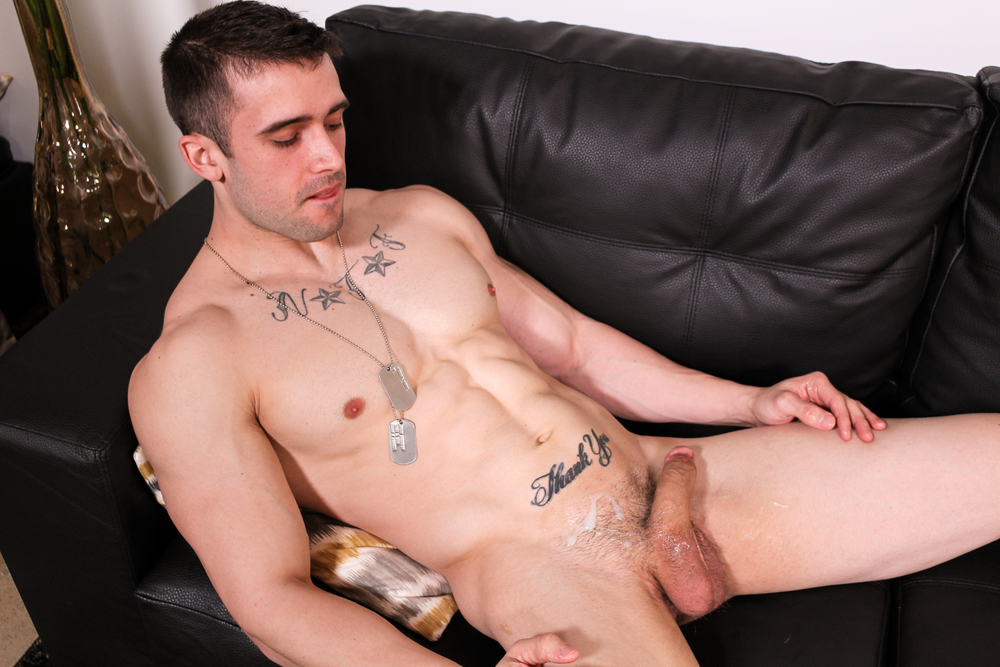 Cole Active Duty Gay Porn