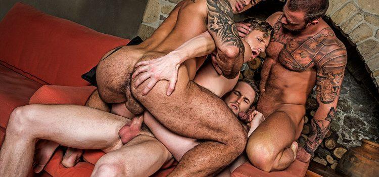 Adam Killian, Marq Daniels, Michael Roman and Brian Bonds
