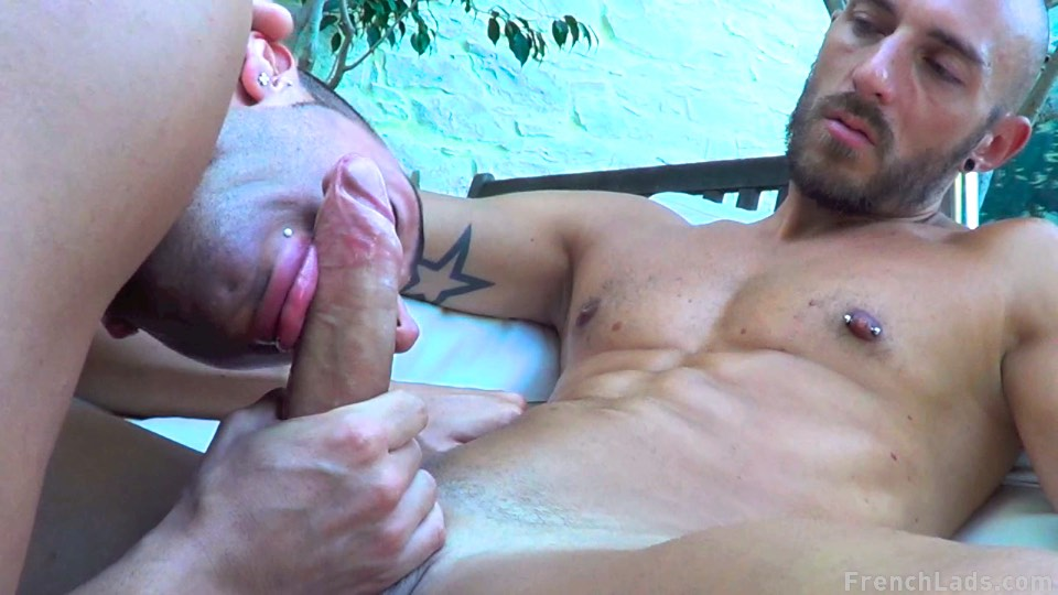 Sensual Poolside Play With Enzo Di Karina