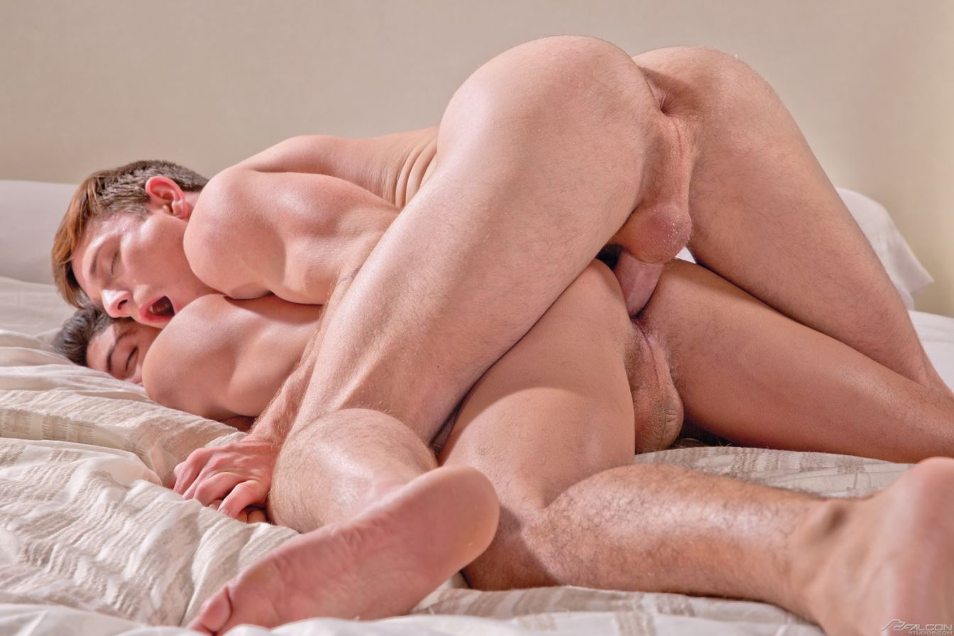 image Free gay sex previews a foot rub and a jack