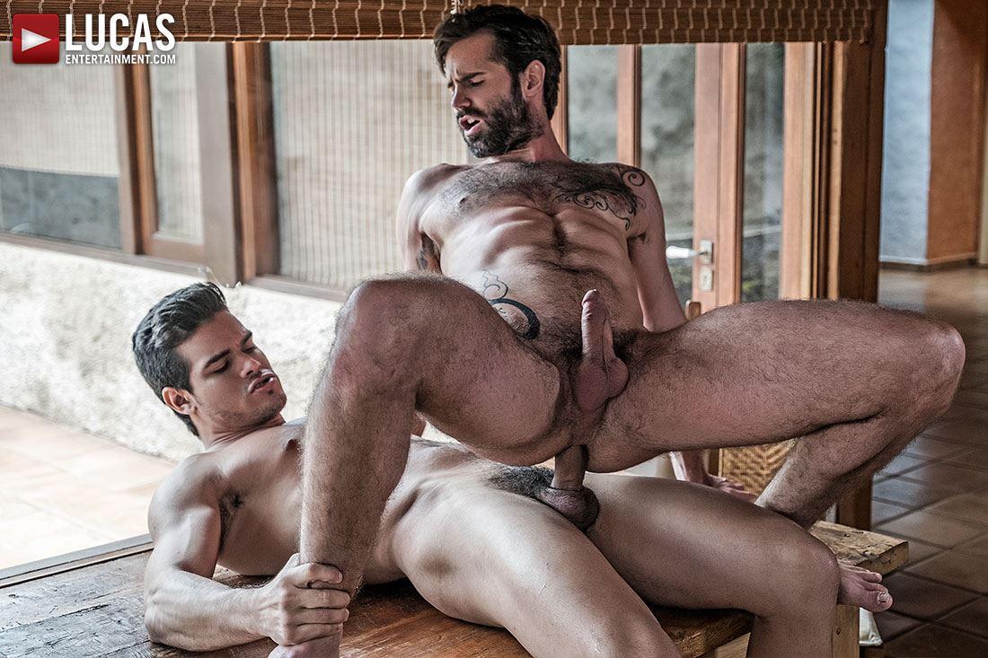 Dani Robles and Rico Marlon