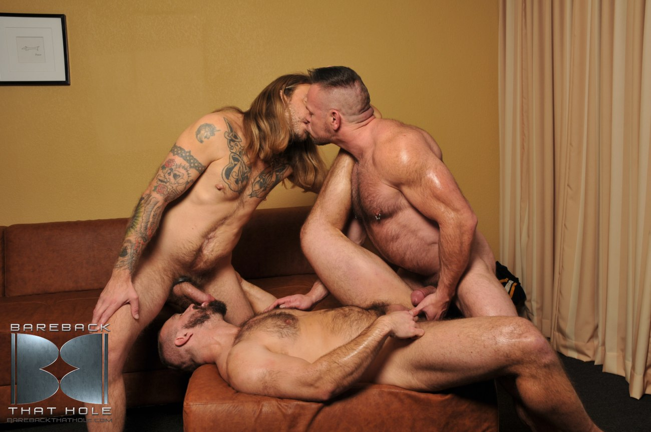 Troy Webb, Peter Axel and Greg York 1