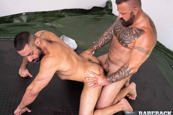 Amir Badri and Marc Angelo