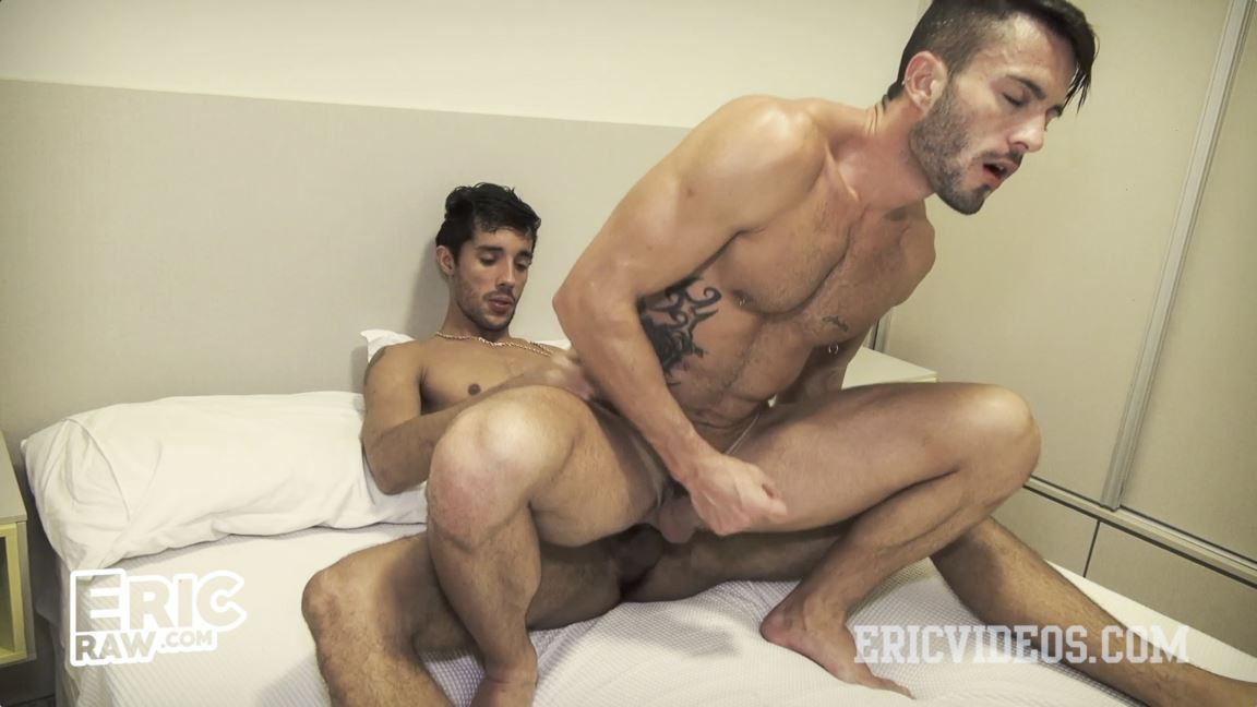 Andy Star and Leon