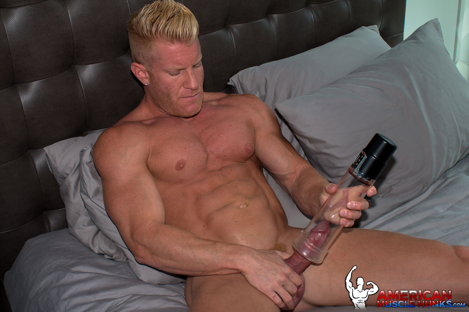 Johnny V Tries His New Toy 2