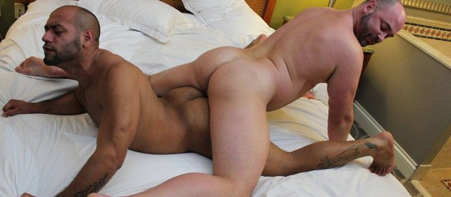 Tyler Reed and Leo Forte
