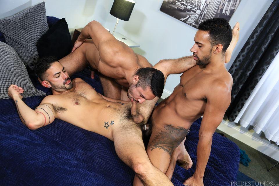 Seth Santoro, Jay Alexander and Cesar Rossi 7