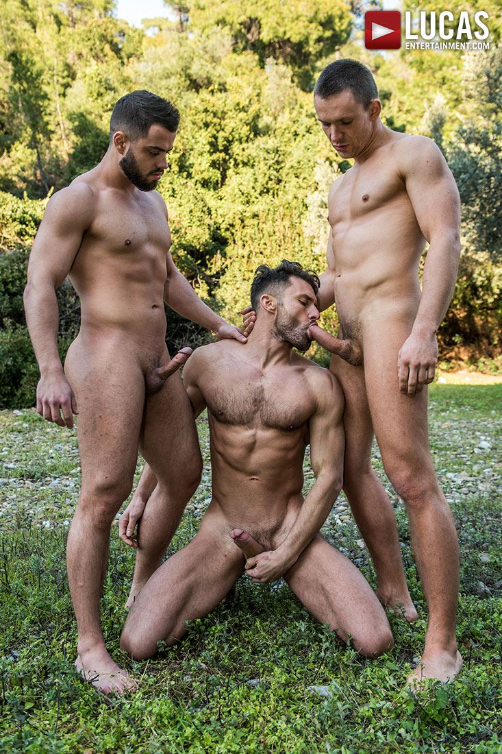 Ares Fly, Andrey Vic and James Castle