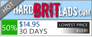 Hard Brit Lads 50% Off