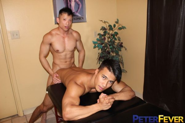 Ken Ott and Jessie Lee