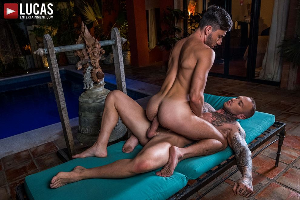 Scott DeMarco and Dylan James