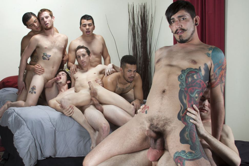 Movie Of The Day: Bareback Party 6