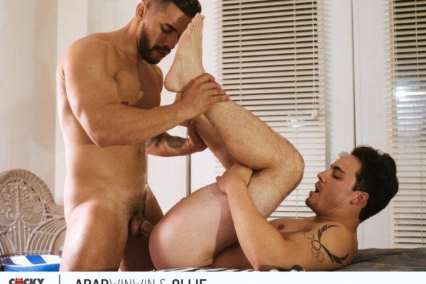 Ollie and Arad WinWin