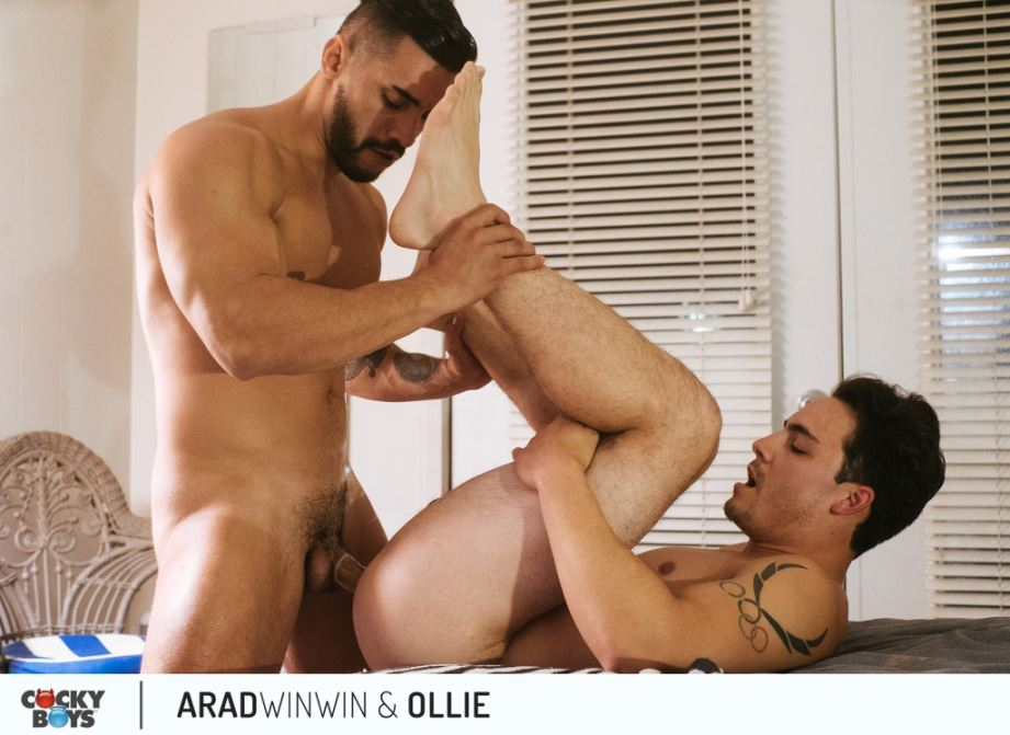 Ollie and Arad WinWin 9