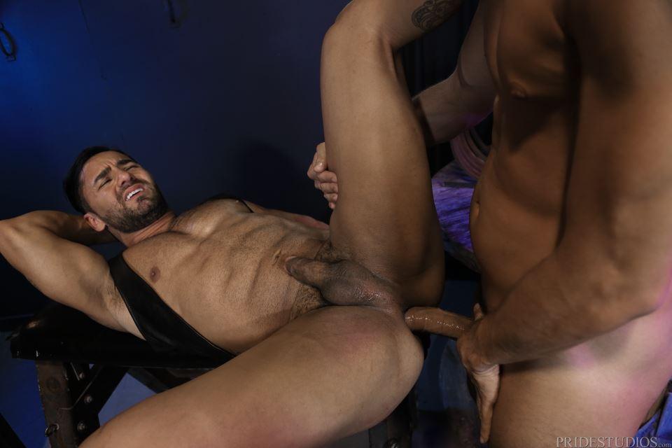 Marco Lorenzo and Bruno Bernal