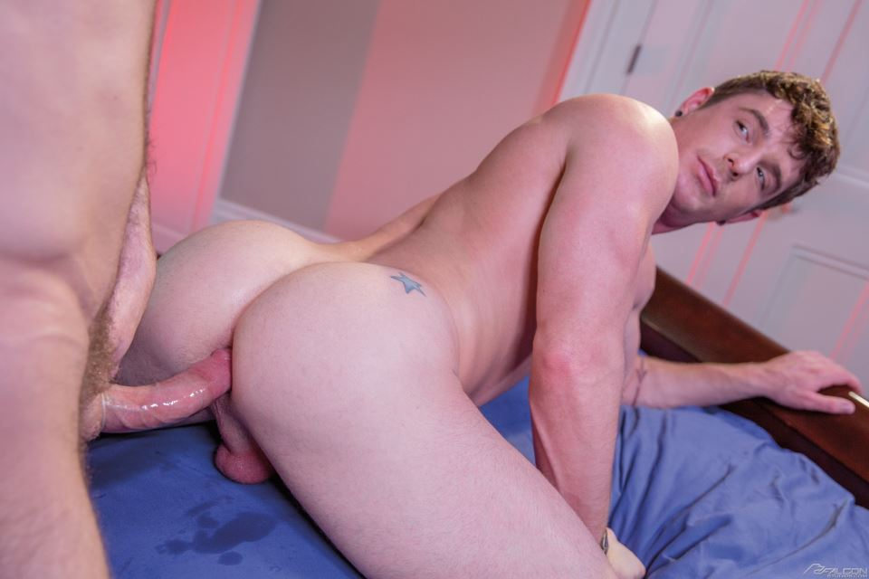 Brent Corrigan and Kurtis Wolfe