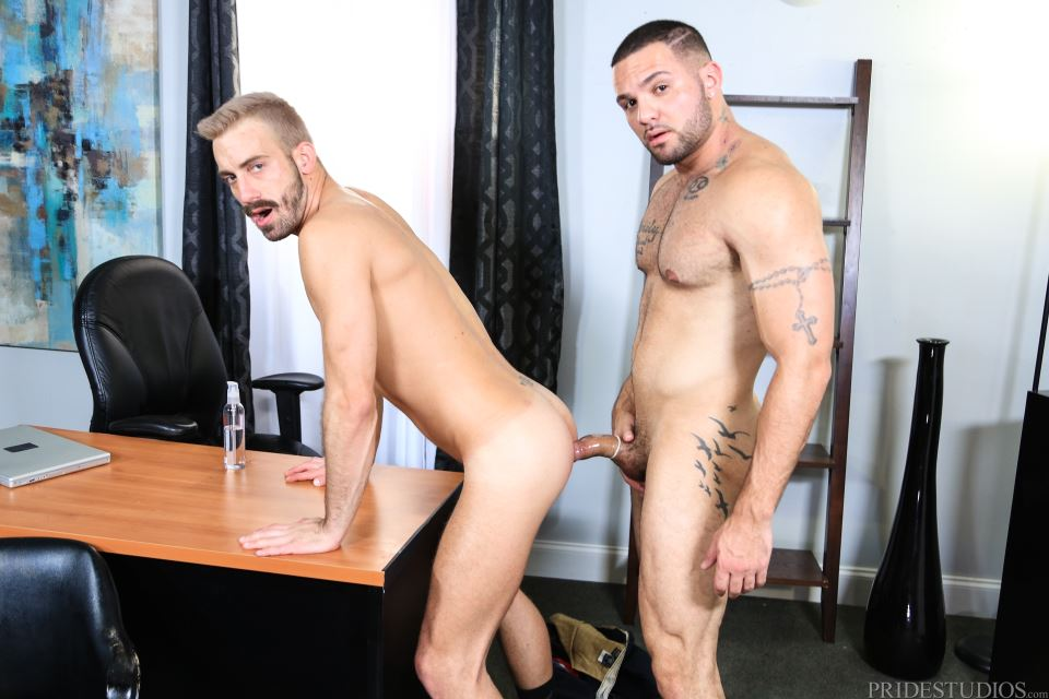 Julian Knowles and Jett Rink