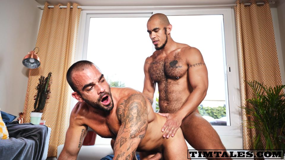 Damien Crosse and Louis Ricaute 8