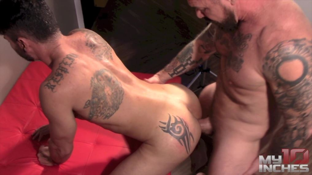 Rodrigo and Rocco Steele