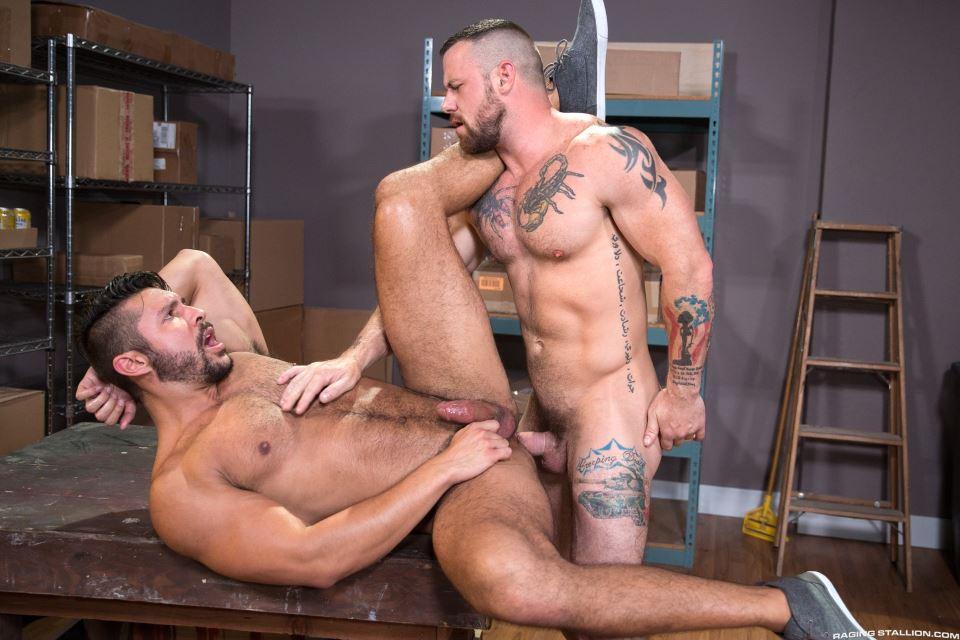Seth Santoro and Sergeant Miles 6
