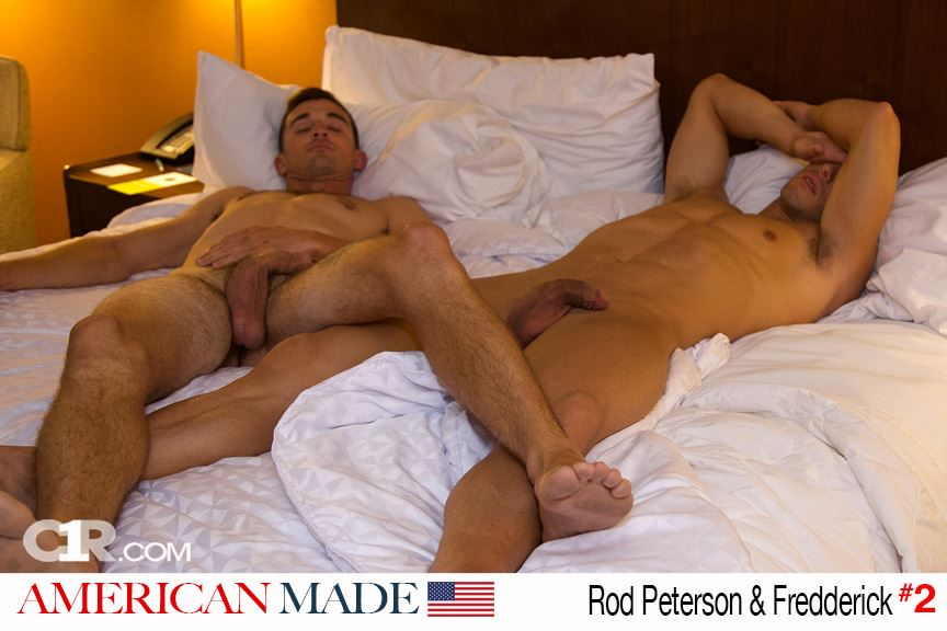 Fredderick and Rod Peterson