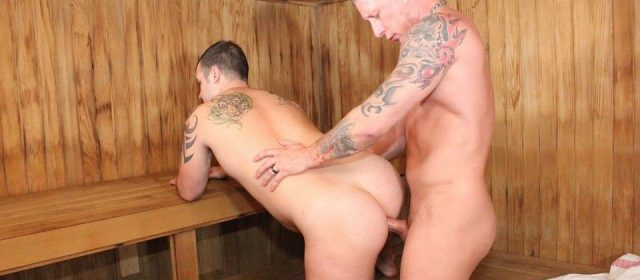 Tyler Griz and Chip Young – Scene 2