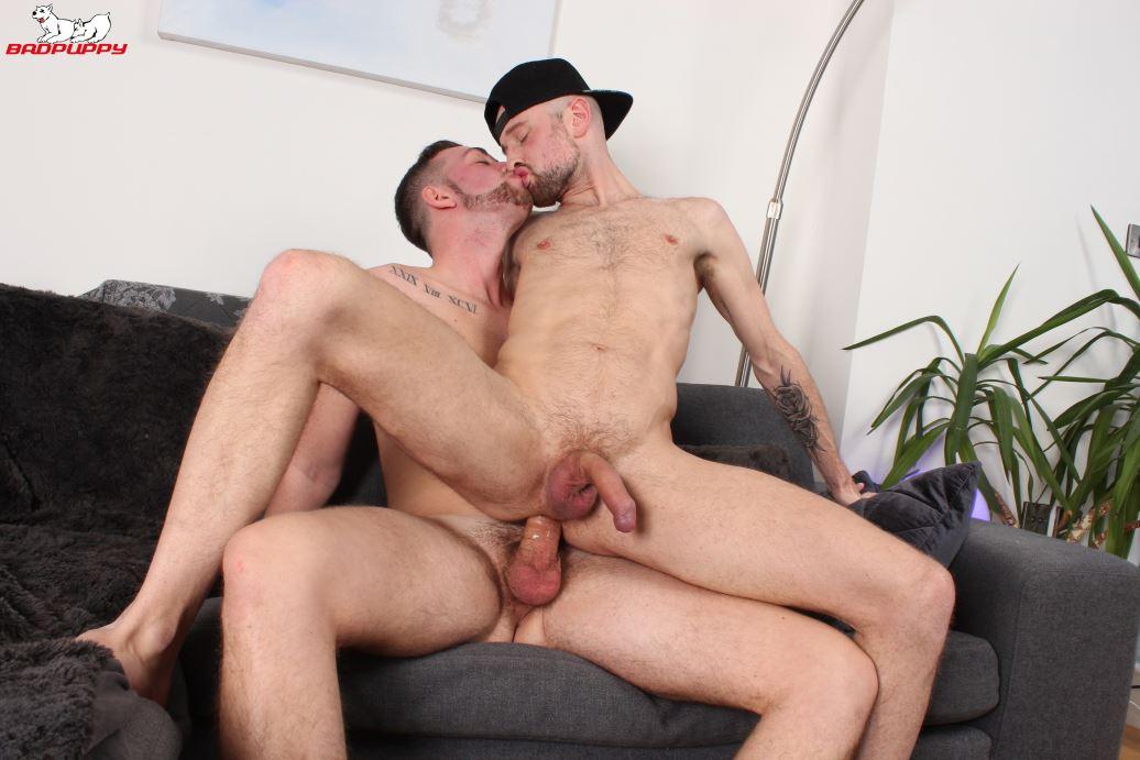 Luke Vogel and Drew Dixon