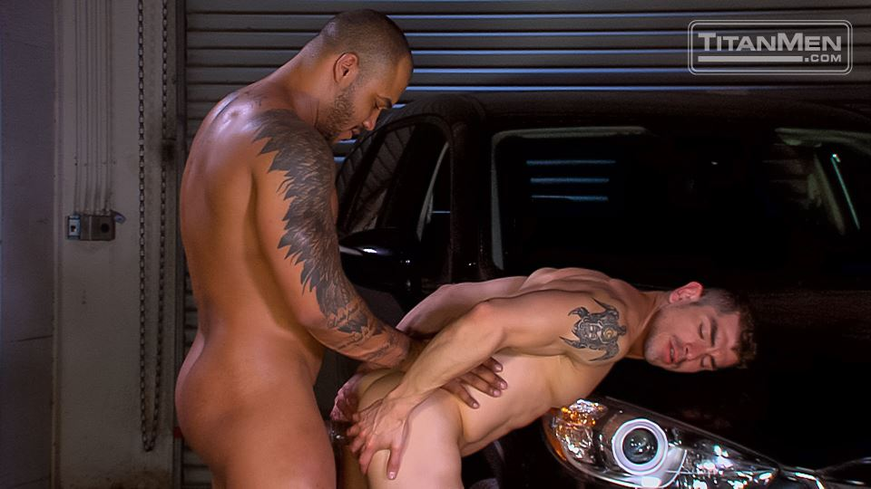 Jason Vario and Jeremy Spreadums 8