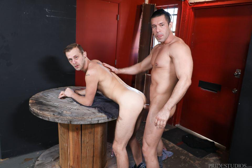 Alexander Garrett and Chandler Scott