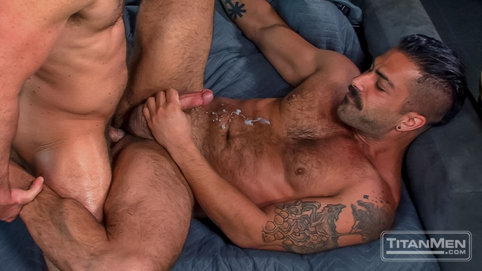 Adam Ramzi and Tristan Jaxx 9