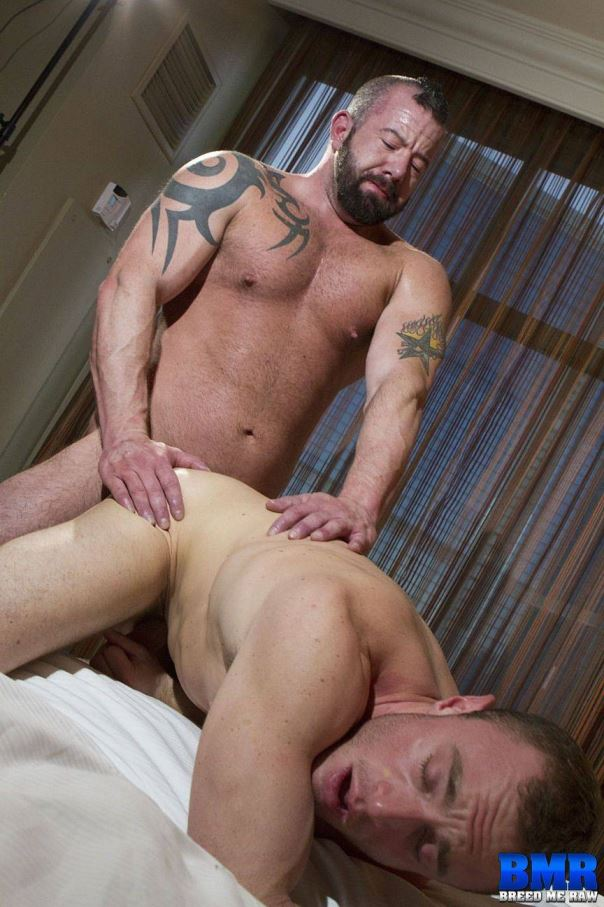 Adam Ryker and Jacob Durham