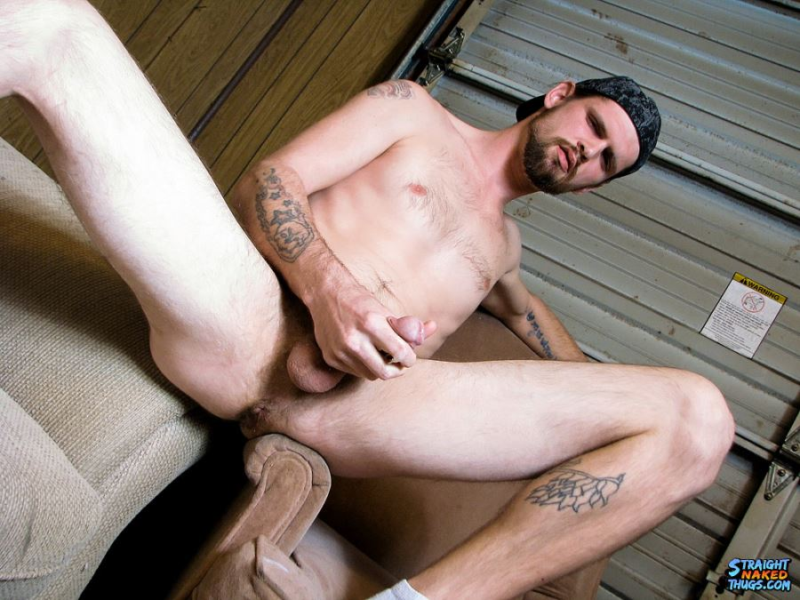 Nolan Draining His Big Dick