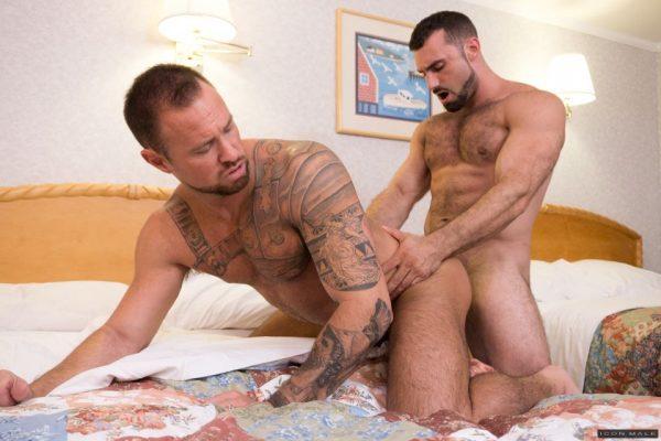 Jaxton Wheeler and Michael Roman