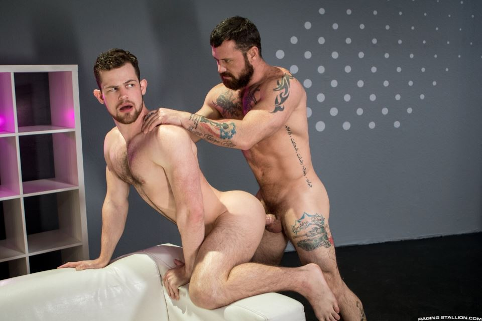Kurtis Wolfe and Sergeant Miles 7