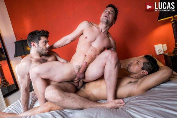 Ben Batemen, Alejandro Castillo and Dakota Payne