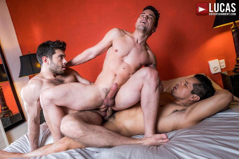 Ben Batemen, Alejandro Castillo and Dakota Payne 1