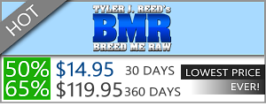 Breed Me Raw - 50% Discount Off
