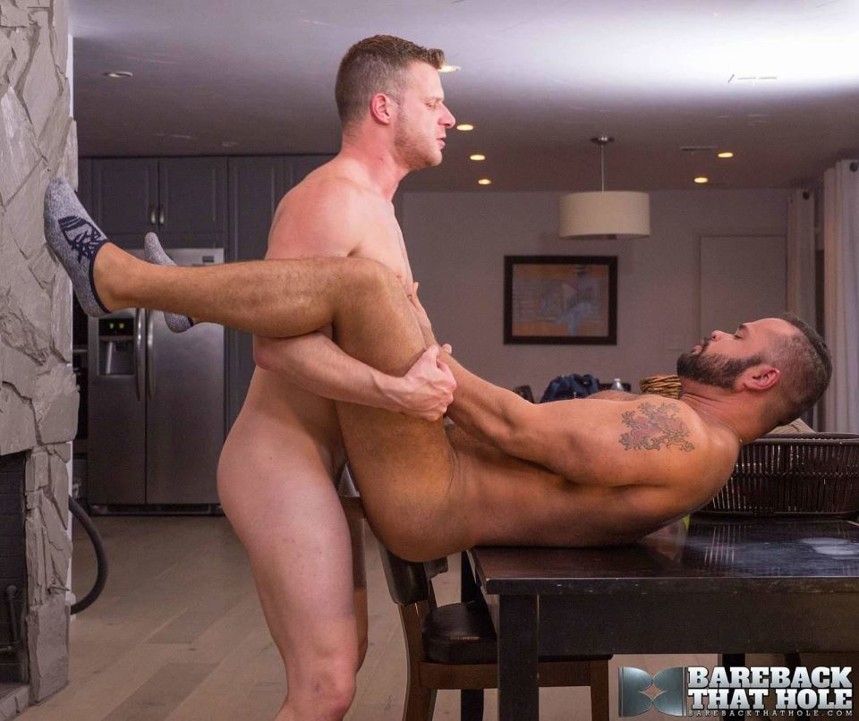 Brian Bonds and Damien Kilauea