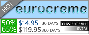 Eurocreme - 50% Discount Off