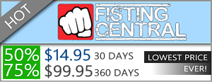 Fisting Central - 50% Discount Off