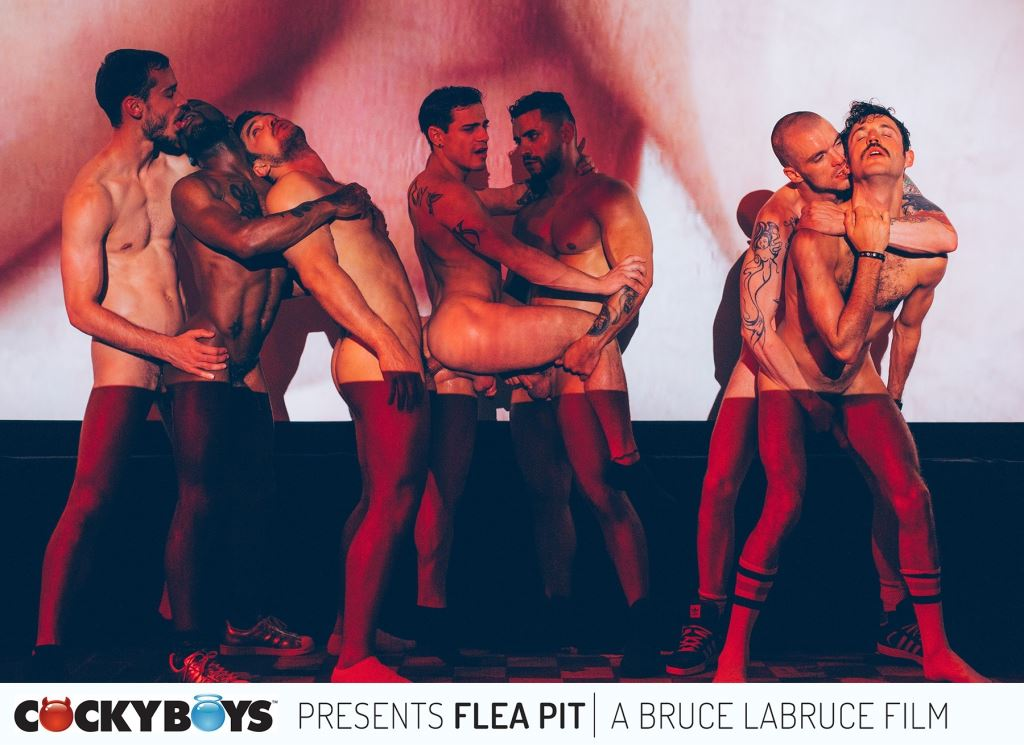 Bruce Labruce's Flea Pit 8