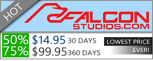 Falcon Studios Discount - $14.95 for 30 days