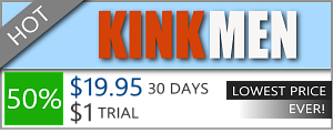 Kink Men - 50% Discount Off