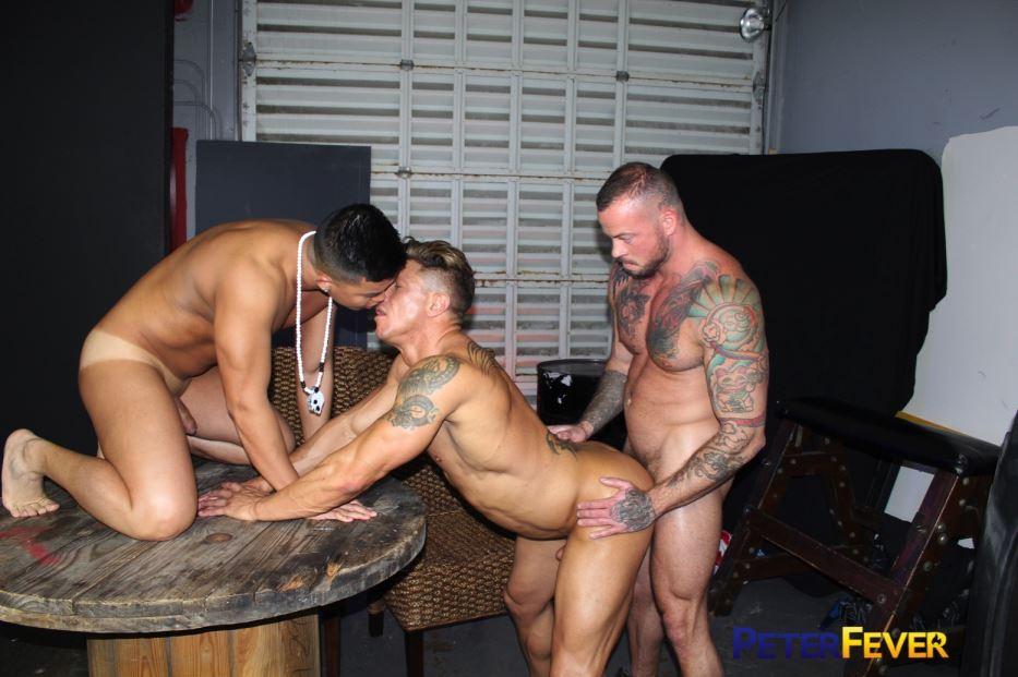 Alex Chu, Sean Duran and Bryce Evans 7
