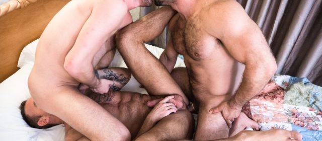 JD Phoenix, Jaxton Wheeler and Michael Roman