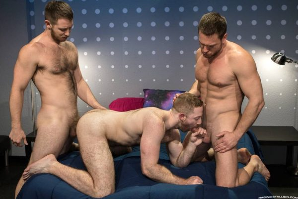 Hans Berlin, Spencer Whitman and Sean Knight